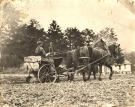 Aspinwall Planter, Houlton, ca. 1920