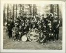 Biddeford National Band at Camp Ellis, 1919