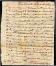 Peleg Wadsworth to Ichabod Goodwin, Sept. 28, 1780