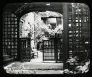 Children's Gate, Longfellow Garden, Portland, ca. 1930