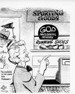 'Yes, I'll Try a Pair' cartoon, 1964