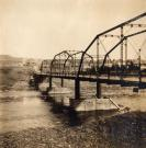 Steel Bridge, Caribou, 1892