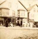 L. J. Sherwood Variety Store, Caribou, ca. 1900