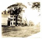 Main Street, Westbrook looking West ca. 1888