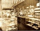 Sale at G. W. Richards Company Store, Houlton, ca. 1900