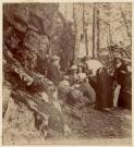 Chaplins at Albany Basins, ca. 1900