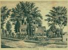 Ellis B. Usher home, Hollis, ca. 1900