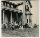 Scamman family home, South Portland, ca. 1874