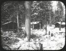 Camps, Heald Pond, ca. 1900
