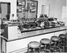 Coffee Shop at Eastern Maine General Hospital in 1952
