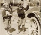 Boys playing, Portland, ca. 1930