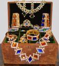 Lillian Nordica stage jewelry, ca. 1900