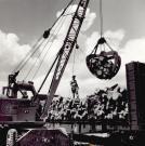 Loading Pulpwood, Portage, ca. 1970
