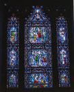 Stained glass windows, Sts. Peter and Paul Church, Lewiston, 2005