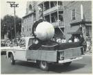 St-Jean-Baptiste parade, Lewiston, 1966