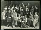 Staff of Biddeford High School Olympian, 1924
