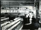 Women Spinning at Pepperell Mills, Biddeford, 1910