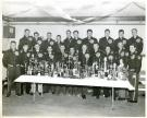 Club Passe-Temps banquet, Lewiston, ca. 1965