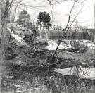 Stroudwater Dam, Portland, ca. 1900