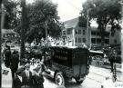 Floats for Biddeford Tercentenary celebration, 1916