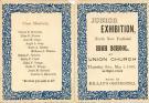 Junior Exhibition Program, North New Portland High School,1899