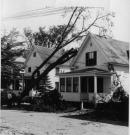 Hurricane Damage, Old Orchard Beach, 1954