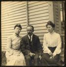 Kerrs with Agnes Dailey, Portland, ca. 1910