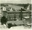 Hallowell Cotton Mill, Academy Street, ca. 1885