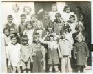 Ridge School students, Lubec, 1941-42