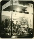 Dakin Store Baseball Window Display, Bangor, ca. 1937