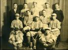 Dakin's Sporting Goods uniforms out of Bangor, 1930