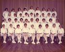 Maine School of Practical Nursing graduating class, Waterville, 1976