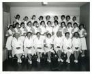 Maine School of Practical Nursing graduating class, Waterville, 1963