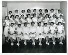 Maine School of Practical Nursing graduating class, Waterville, 1961