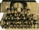 Biddeford High School Football Team, 1921