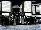Ashland High School, Ashland, ca. 1900