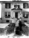 Soldier welcome, Portland, ca. 1945