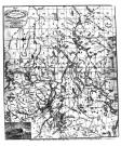 Moosehead Lake area map, 1874
