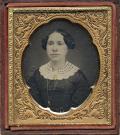 Abby D. Crosby, ca. 1860