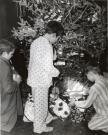 Christmas Morning at Good Will, Fairfield, ca. 1950