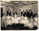 'Dave Astor Show' Regulars, Portland, ca. 1960