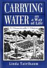 'Carrying Water' book cover, Waterville, 1997
