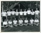 Junior counselors, Camp Lown, ca. 1960