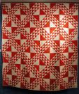 Second Parish quilt, Portland, 1886