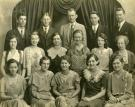 Drama Cast, Winslow High School, 1931