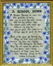 Farmington State Normal School Hymn Painting, ca. 1914