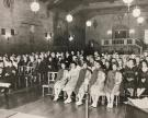 Interdenominational church service, Portland, ca. 1954