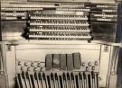 Console of the Kotzschmar Memorial Organ, 1927