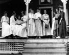 Edna St. Vincent Millay, Corrine Sawyer, Rockland, 1912