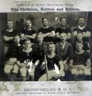 Skowhegan Base Ball Club, season of 1887-88